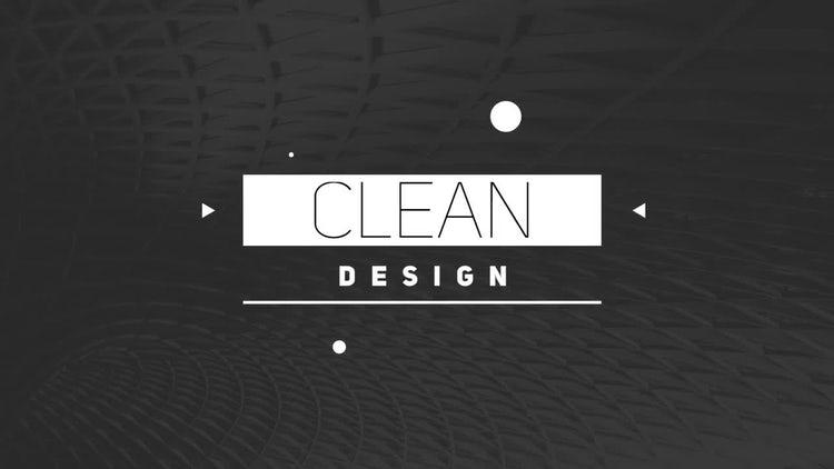 Clean Minimal Titles: Premiere Pro Templates