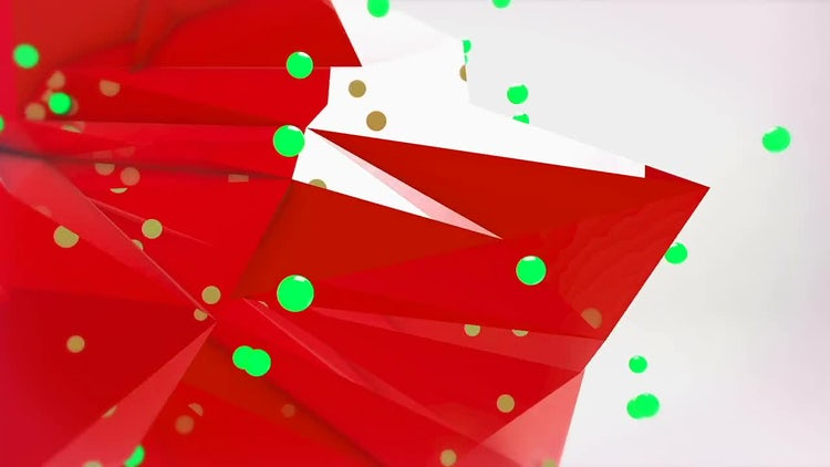Organic Triangles: Stock Motion Graphics