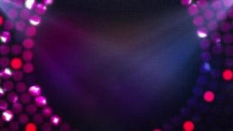LED Style Background: Motion Graphics