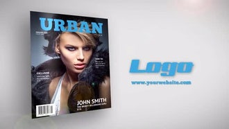 Short Magazine Promo: After Effects Templates