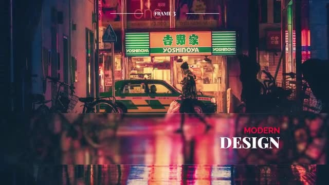 Elegant Grunge - Premiere Slides: Premiere Pro Templates