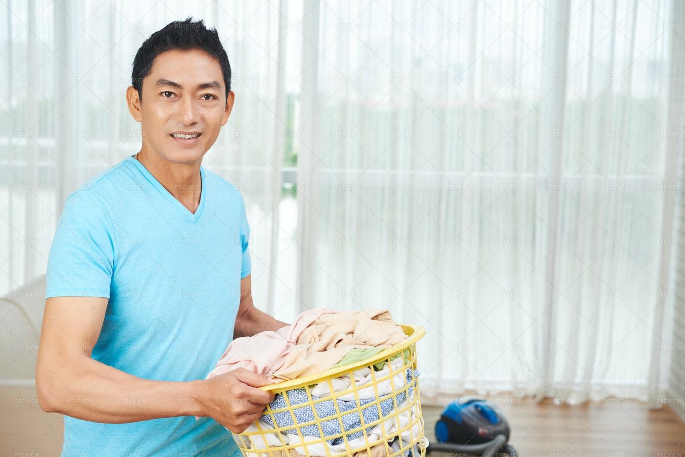 Laundry Day: Stock Photos