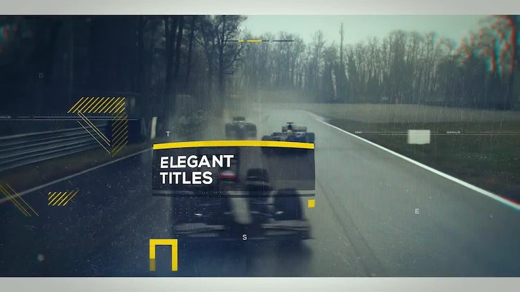 Cinematic Showreel: After Effects Templates
