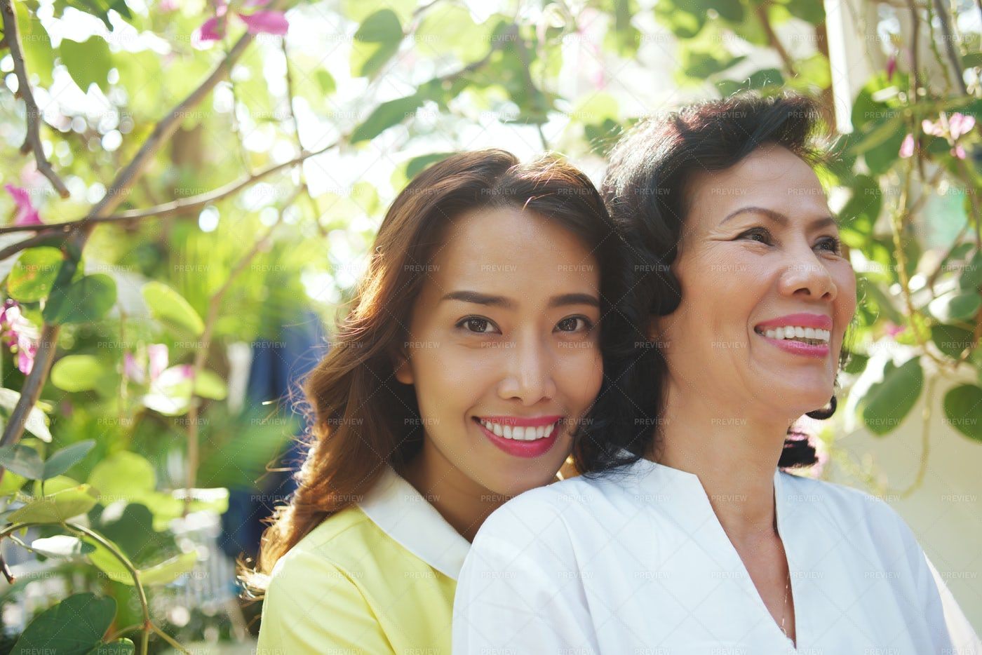 Family Love: Stock Photos