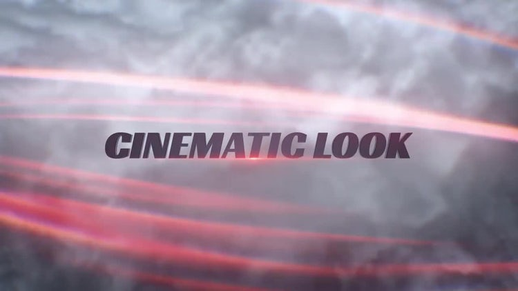Action Teaser Trailer: After Effects Templates