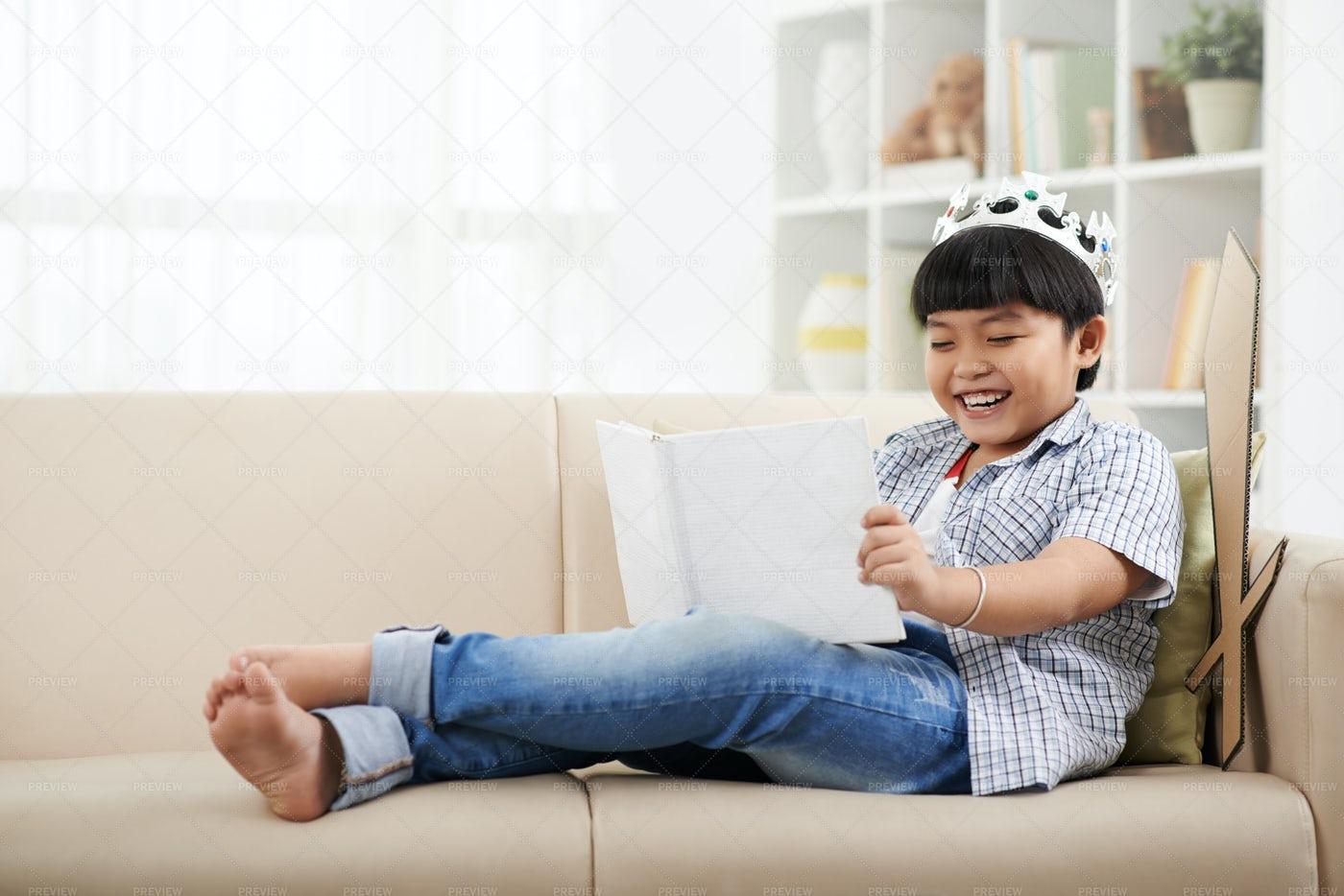 Little Prince: Stock Photos