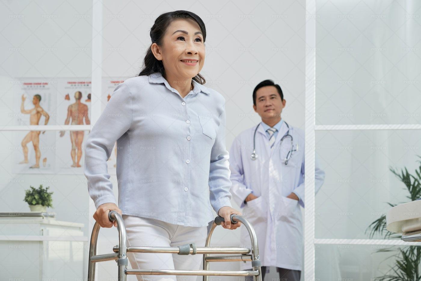 Successful Rehabilitation: Stock Photos
