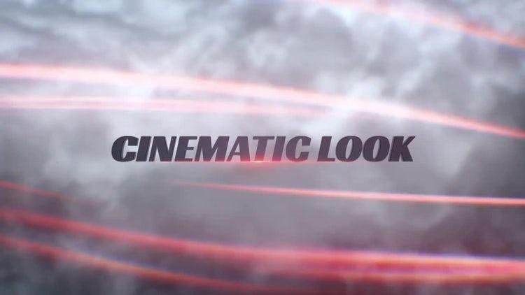 Action Teaser Trailer: Premiere Pro Templates