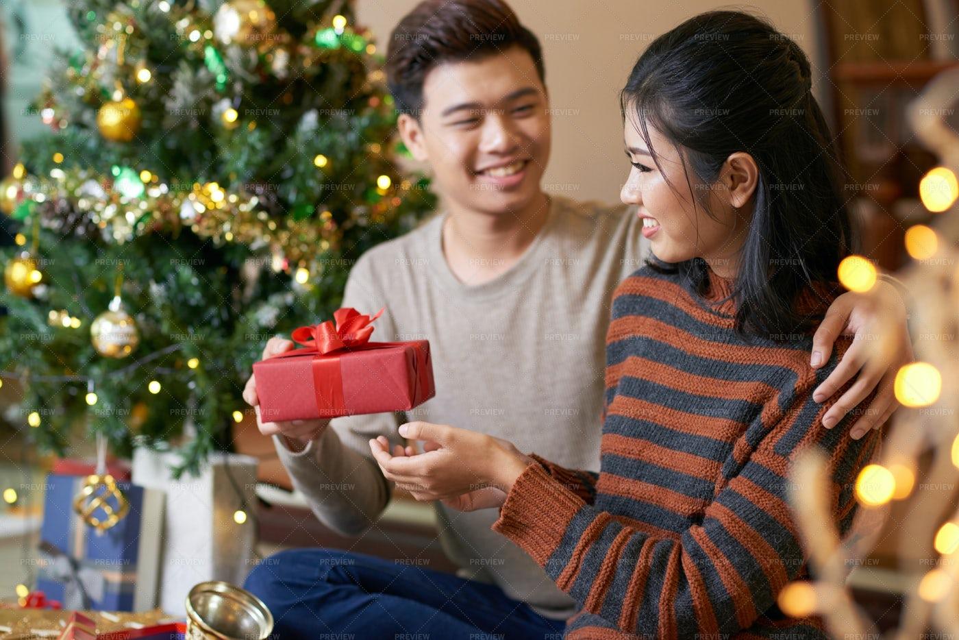 Christmas Gift: Stock Photos
