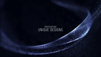 Particle Backgrounds: After Effects Templates