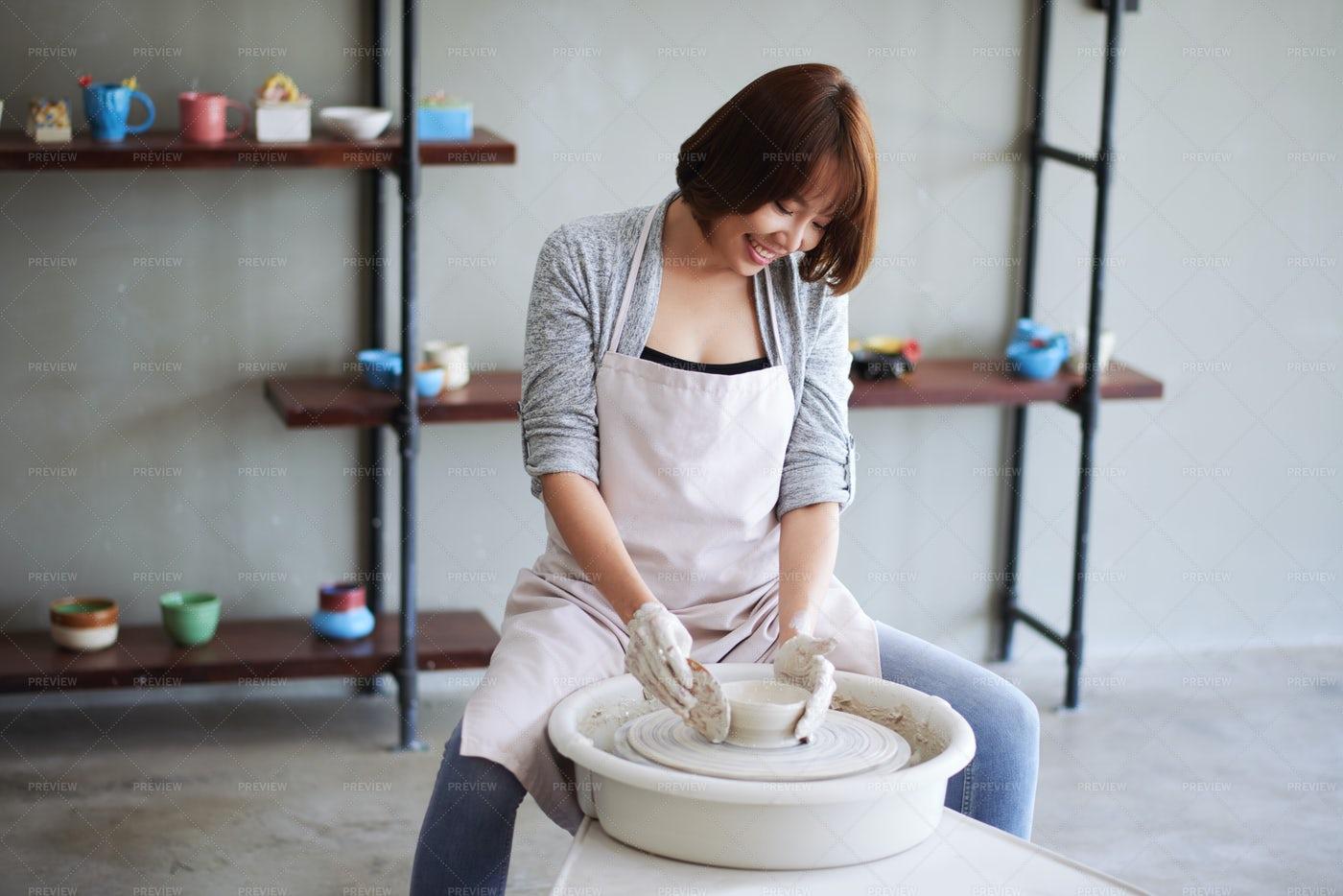 Craftswoman: Stock Photos
