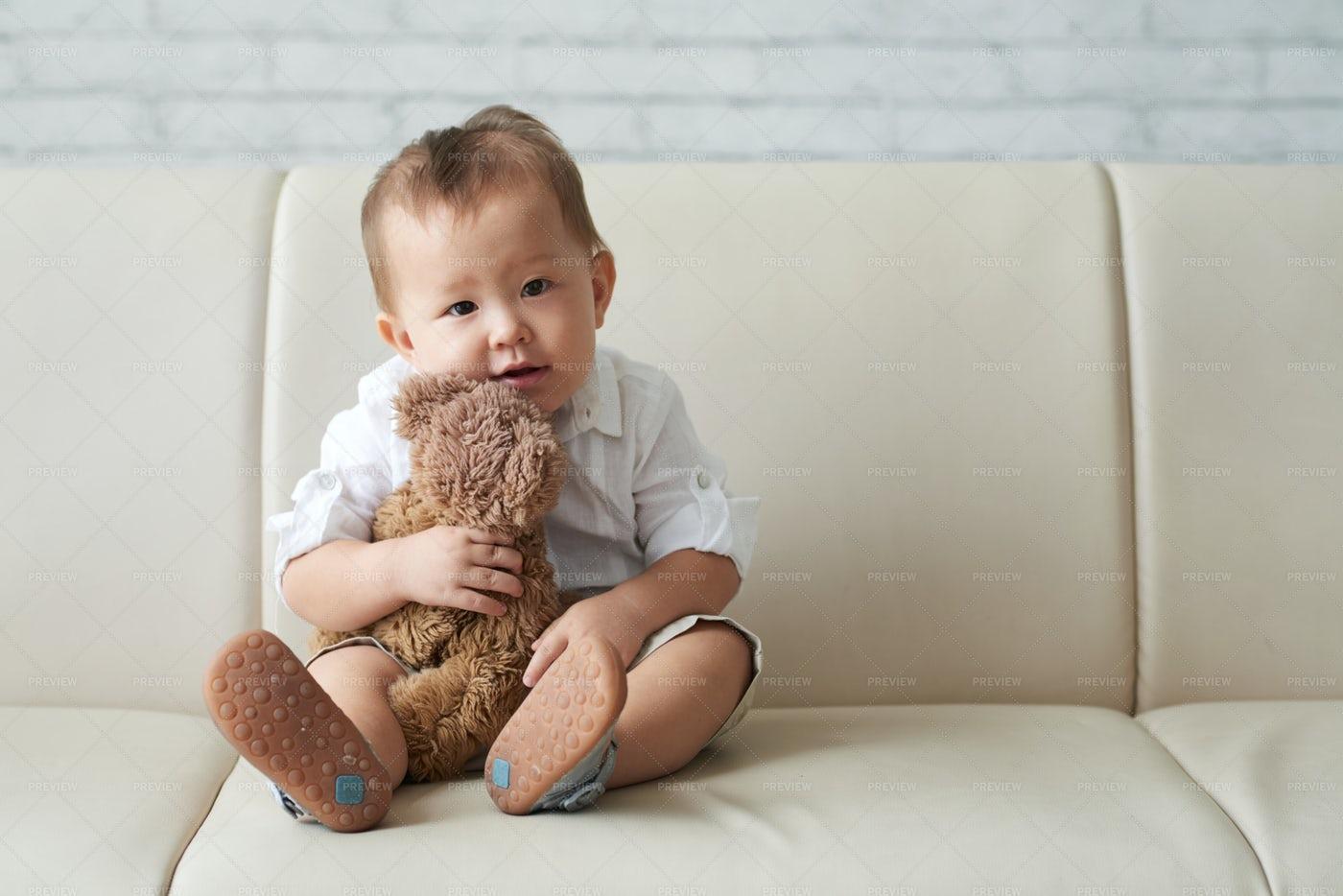 Baby Boy: Stock Photos