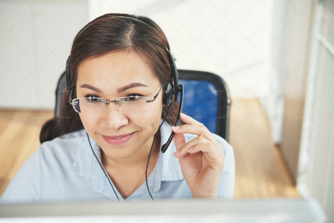 Calling To Client: Stock Photos