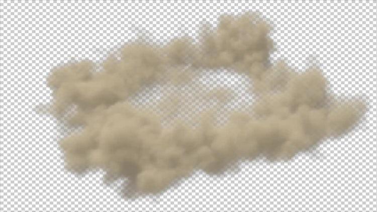 Dust Wave : Motion Graphics