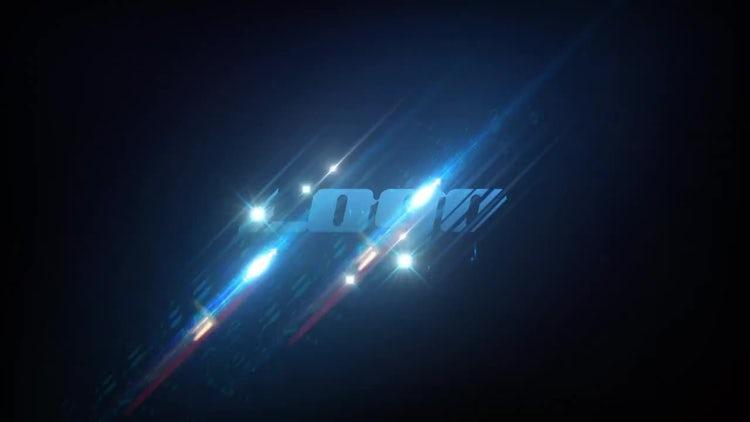 Slice Light Logo: Premiere Pro Templates