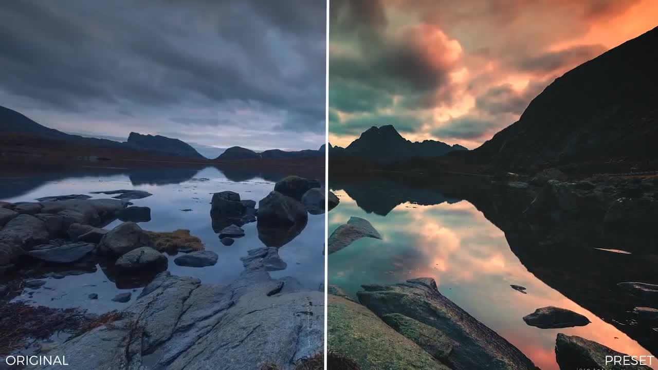 30 Cinematic Color Presets Pack 2 - Premiere Pro Presets | Motion Array