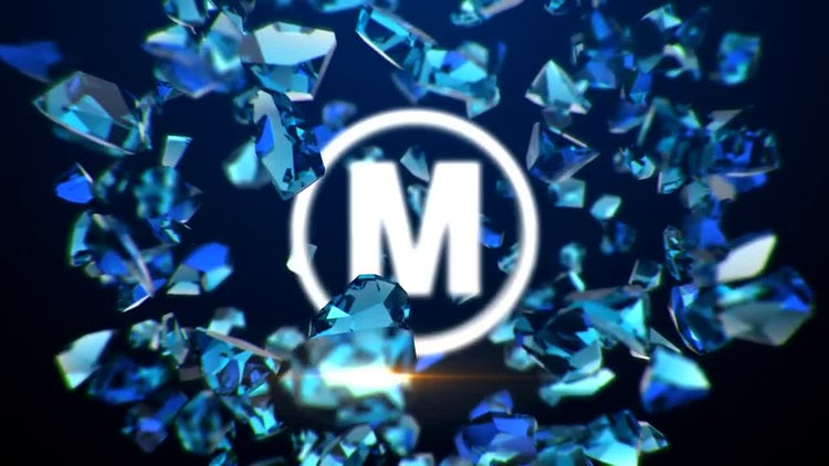 Beautiful Water Transformation Logo Opener: After Effects Templates