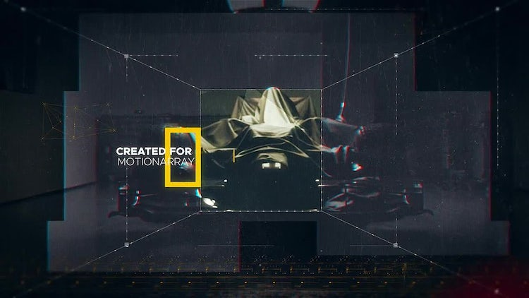Freezetime Slideshow: After Effects Templates