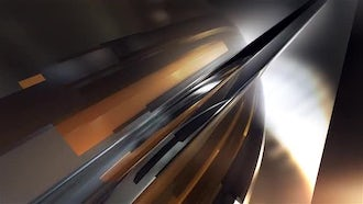 Reflection Background: Motion Graphics