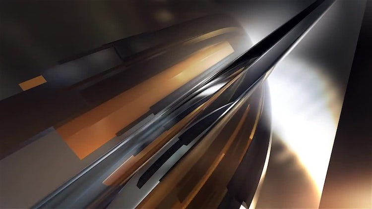 Reflection Background: Stock Motion Graphics