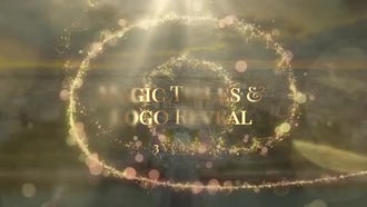 Magic Logo Reveal: Premiere Pro Templates