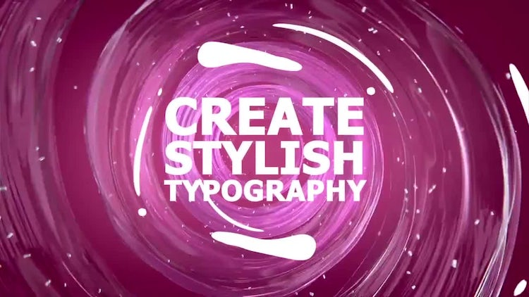 Liquid Motion Shapes And Transitions: Stock Motion Graphics