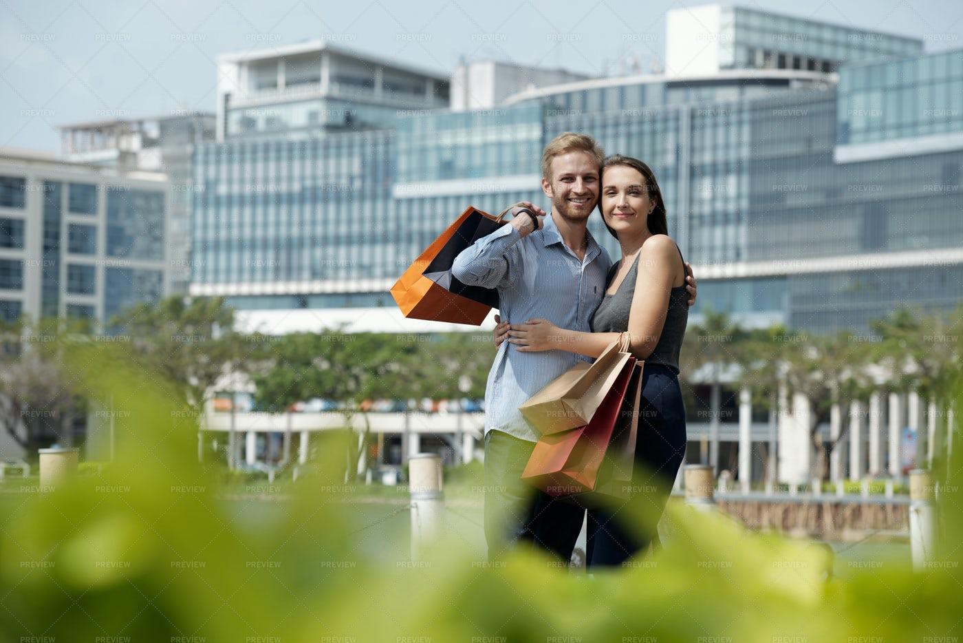 Happy Couple: Stock Photos