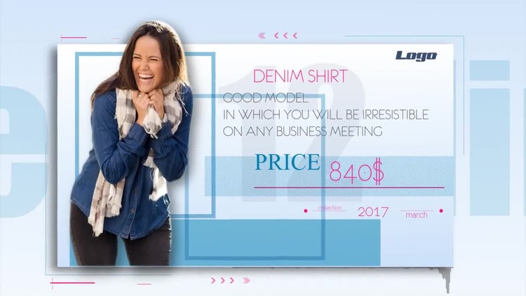 Online Store Presentation: After Effects Templates