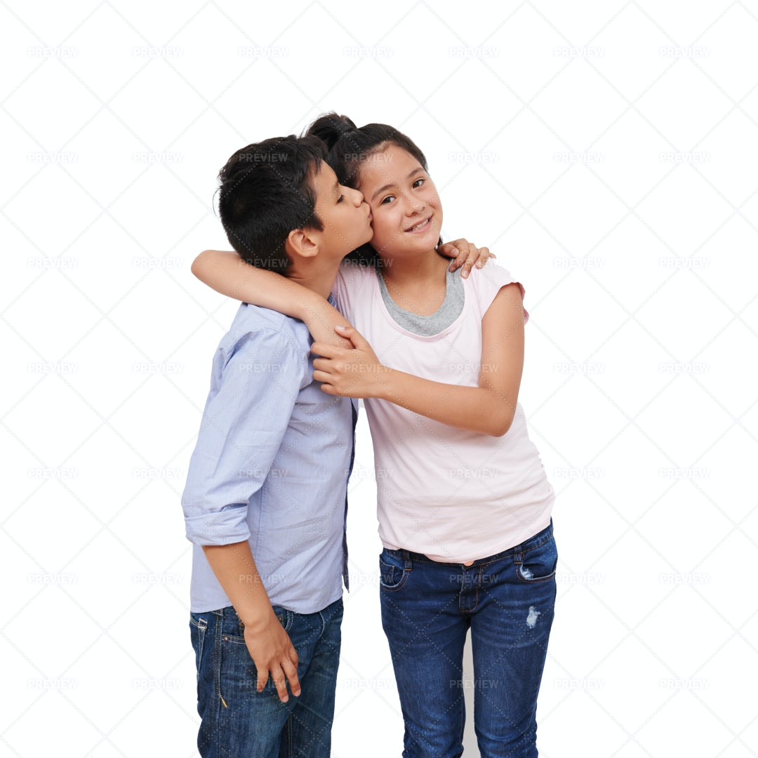 Love Of Brother: Stock Photos