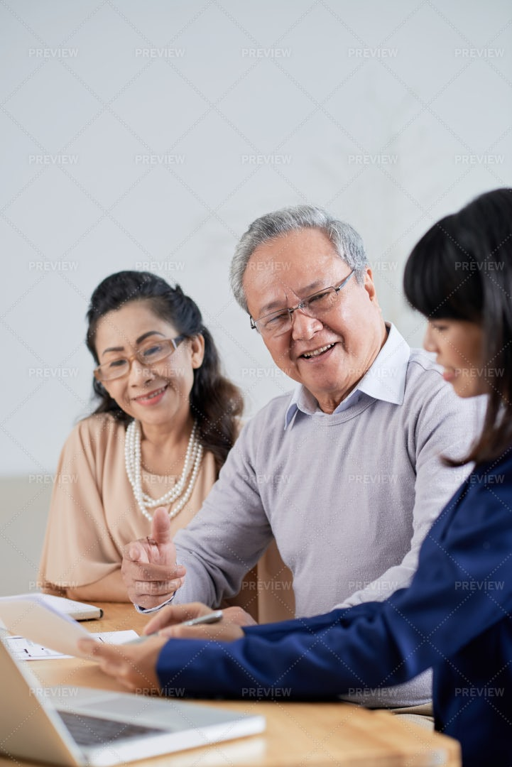 Signing Purchase Agreement: Stock Photos