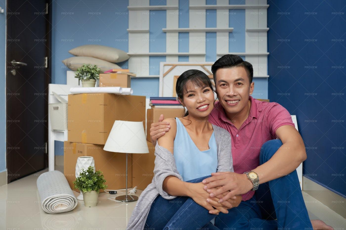 We Bought Apartment: Stock Photos