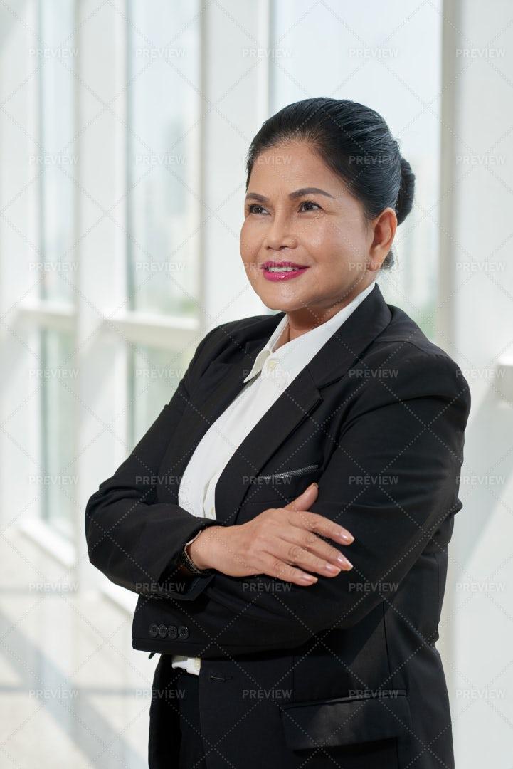 Experienced Businesswoman: Stock Photos