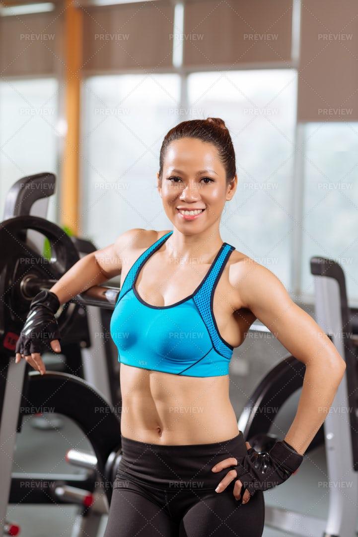 Fitness Trainer: Stock Photos