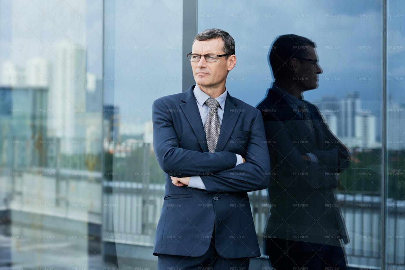 Confident Business Executive: Stock Photos