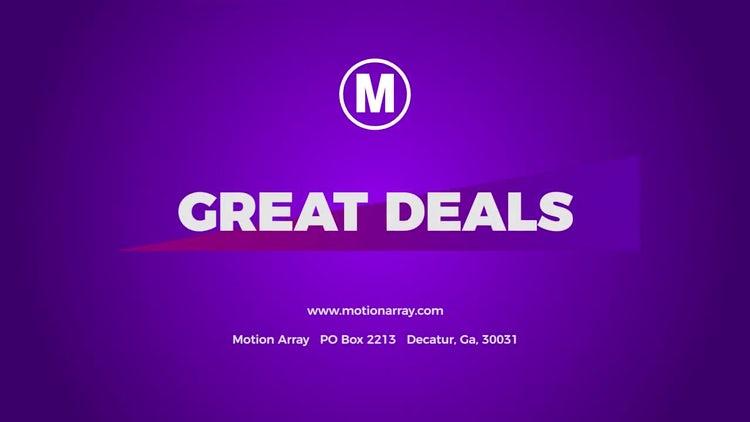 Great Deals - Sale: Premiere Pro Templates