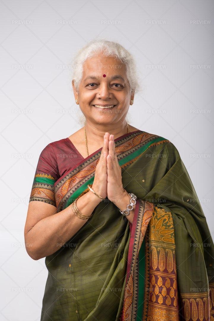 Namaste: Stock Photos