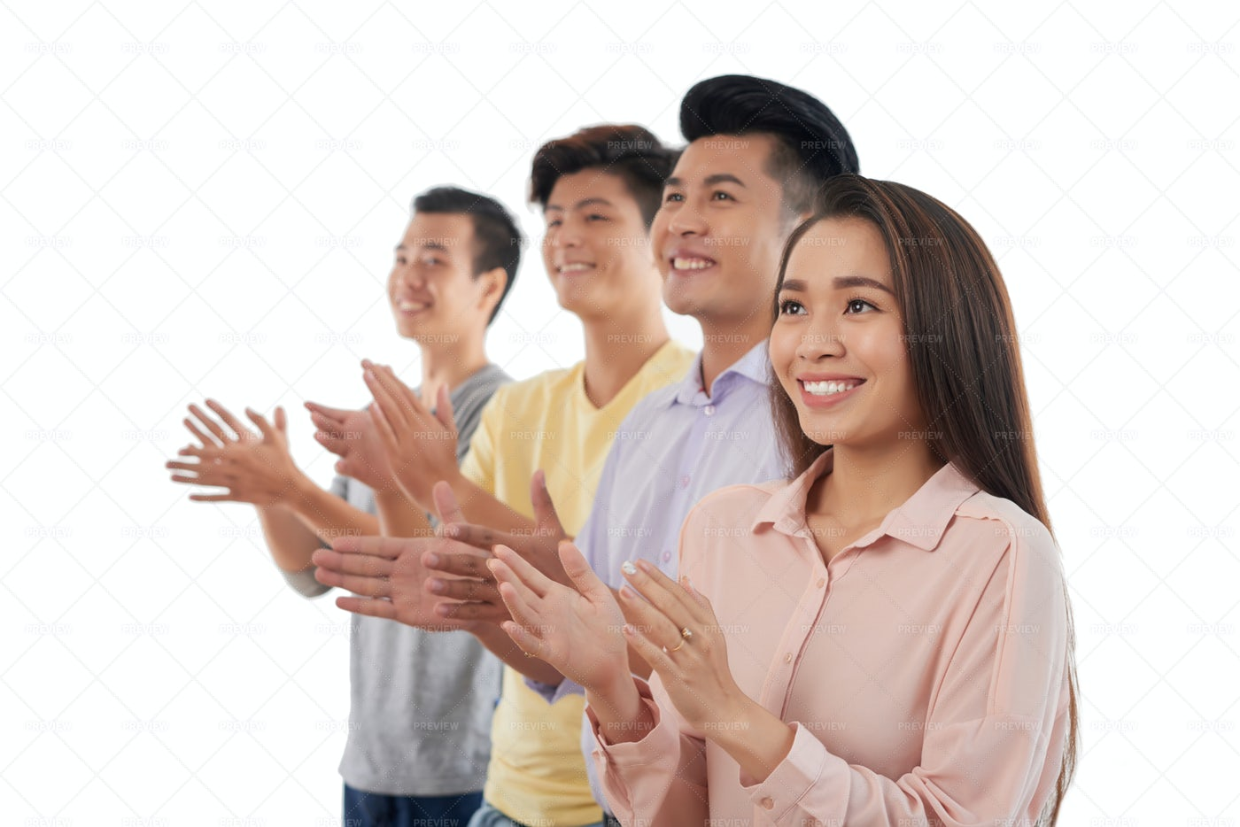 Audience: Stock Photos
