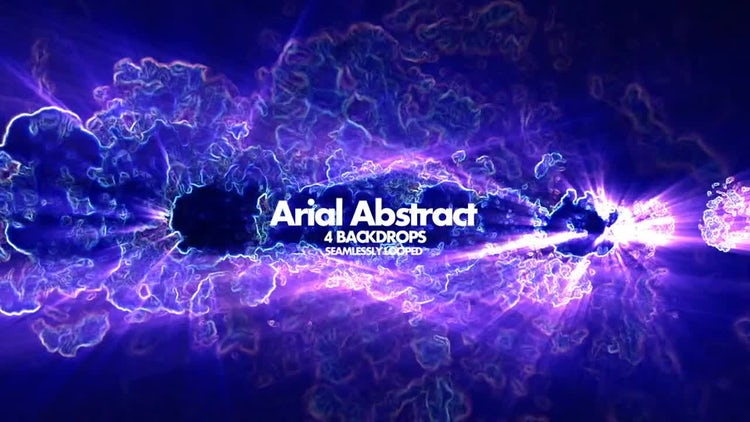 Arial Abstract Pack: Stock Motion Graphics