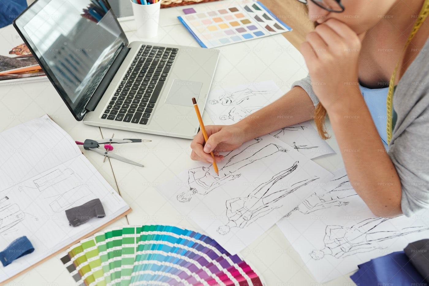 Creative Process: Stock Photos