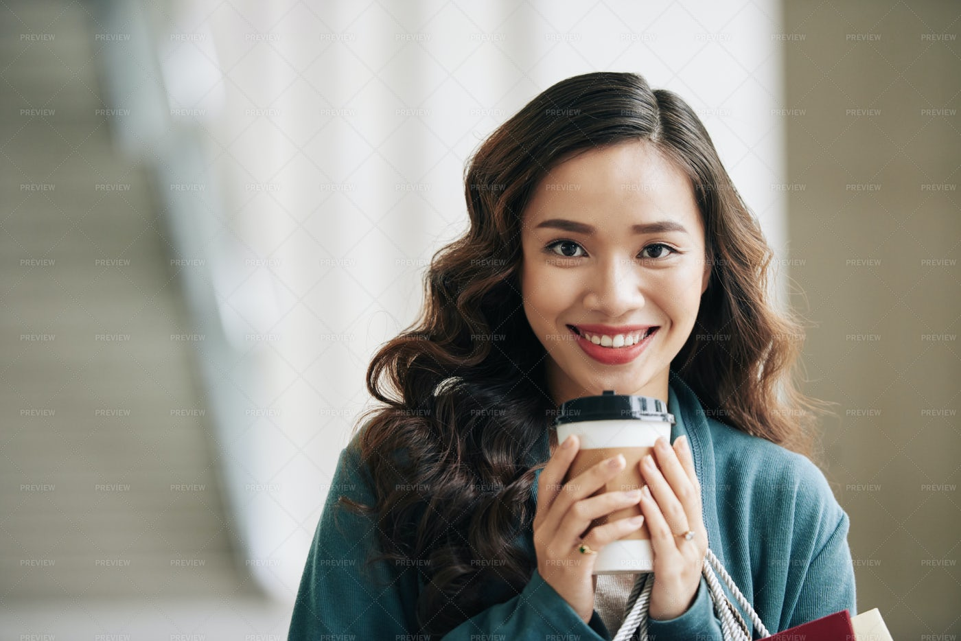 Happy Girl: Stock Photos