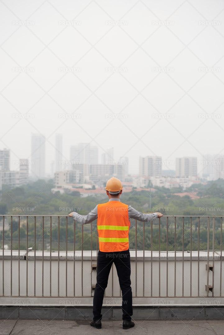 Building New Future: Stock Photos