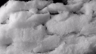 Melting snow: Stock Video