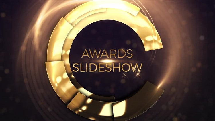 Awards Ceremony Slideshow: After Effects Templates