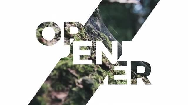 Dynamic Logo Opener: Premiere Pro Templates