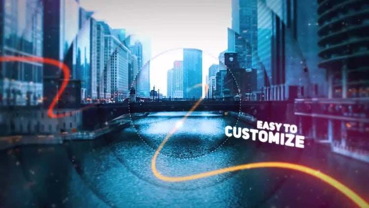 Lite Slideshow: After Effects Templates