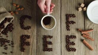 Coffee: Stock Video