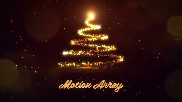 Christmas Intro: After Effects Templates