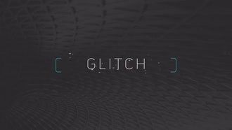Minimal Glitch Titles: Premiere Pro Templates