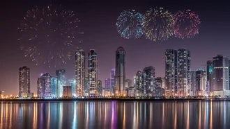 Fireworks: Stock Motion Graphics