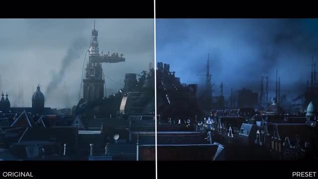 30 Cinematic Color Presets - Premiere Pro Presets | Motion Array